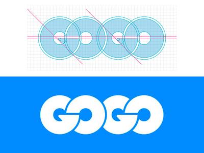 GOGO APP - Grid design