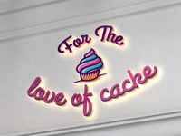 Cake Shop Logo Design