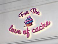 Cake Shop Logo Design