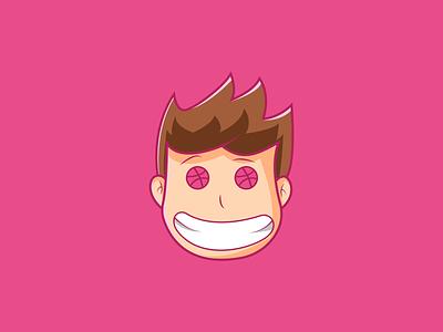 Shot Dribble charachter pink wacom cintiq photoshop illustrator cc design vector logo illustration