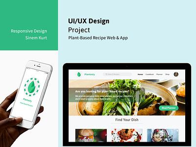 UI/UX Project logo website flat branding icon web app design ux ui