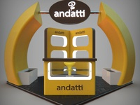 Stand andatti