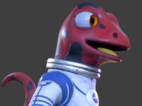 Space Salamander