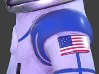 Space Salamander Details 2