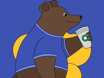 Oso y Café