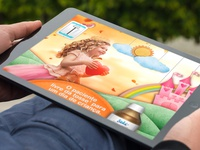 Seki iPad Advertising