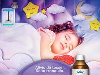 Campaign for cough medicine