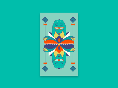 Croc Royal: The Duchess graphic design playing cards branding funny card vector design illustration