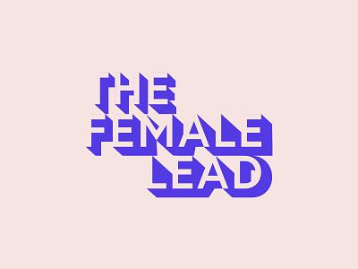 Female Lead logo concept logos female logo logo design logo illustration branding brand graphic design design