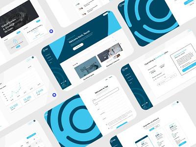 Tap rebrand and website web hosting platform web hosting ui design ux design uiux ui typography web branding website brand graphic design design