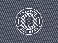 Creative X Business Logo Development