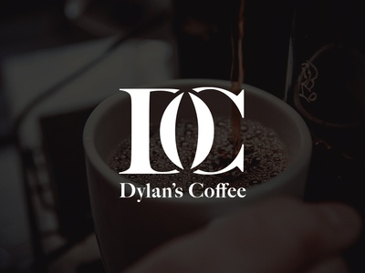 06 - Daily logo challenge - Dylan's coffee