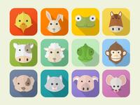 My Talking Pet Icons