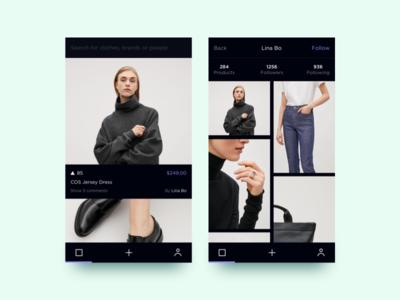 Fashion Feedback App