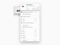 File Explorer Context Menu v2