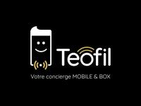 Logotype design for Teofil