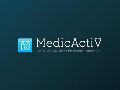 Logotype MedicactiV