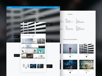 Galleries Landing Page