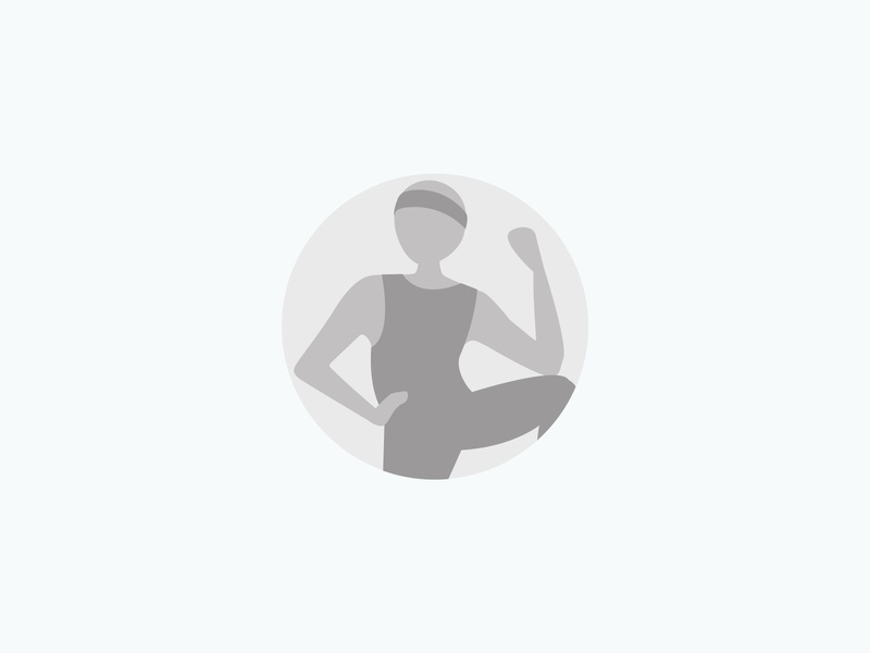 Dance and fitness app profile placeholder