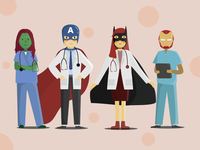 The Real Superheroes in Our Lives