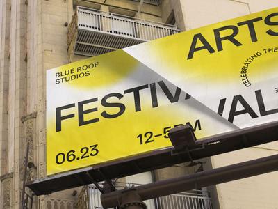 Blue Roof Studio Arts Festival