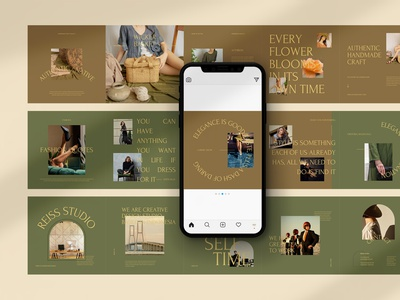 Canva Instagram Carousel Template canva template canva clean template online shop business card marketing online marketing fashion moodboard inspiration instagram template instagram banner instagram post layout design branding minimal