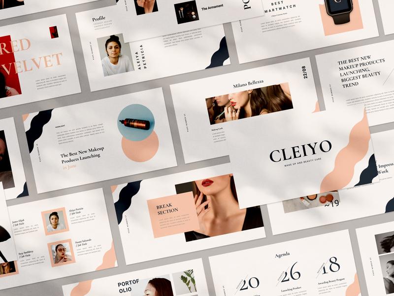 Cleiyo Fashion Brand Presentation