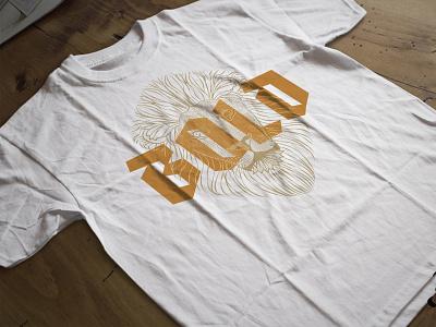 BOLD T-shirt apparel design apparel clothing christianity christian design christian designer illustration christian design graphic design