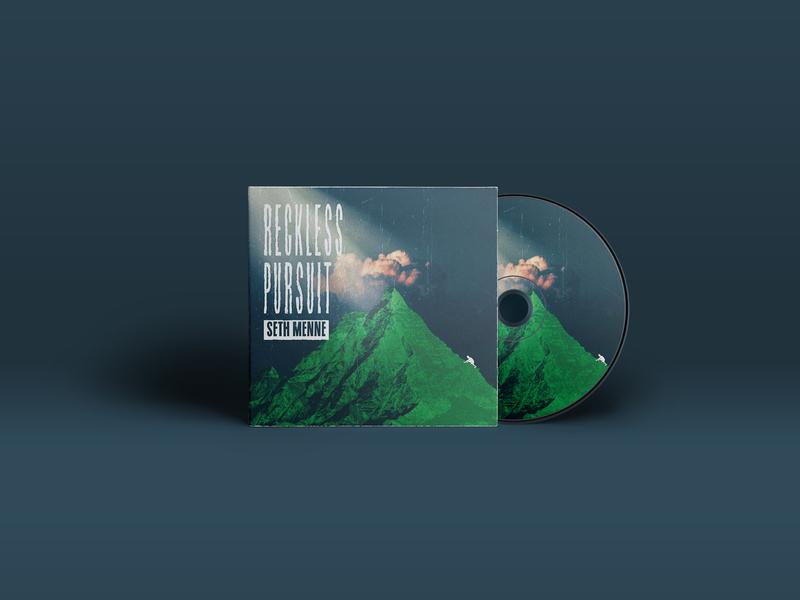 Reckless Pursuit Single graphic design illustration album art album artwork
