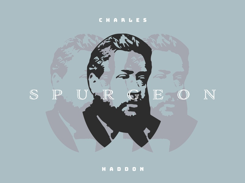 Spurgeon Graphic graphic  design design illustrator christian art christian design poster design poster graphic art reformed theology christianity christian charles spurgeon spurgeon