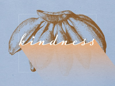 Fruits Of The Spirit - KINDNESS