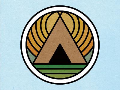 Tentmakers logo christian art christianity christian christian designer christian design illustration graphic design