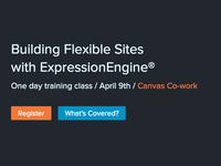 ExpressionEngine Day Class