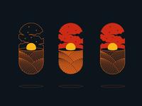 Sunset Capsule