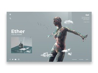 Ether | Landing Page
