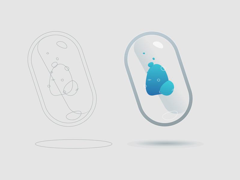 Capsule X graphicdesign ui  ux uidesign uiux ui design vector graphic  design graphic design graphics ui graphic minimalistic minimalism illustration minimal minimalist logo minimalist minimalism illustration