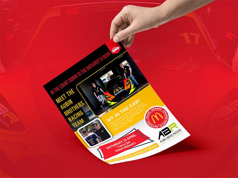 Flyer design layout design car racing advertisement flyer mockup flyer design