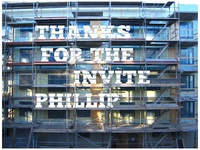 Thank you Phillip