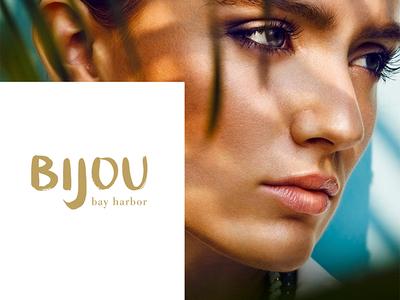 Print Brochure Cover Sneak Peek // Bijou