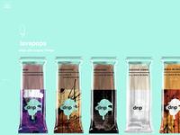 drip pop // Website
