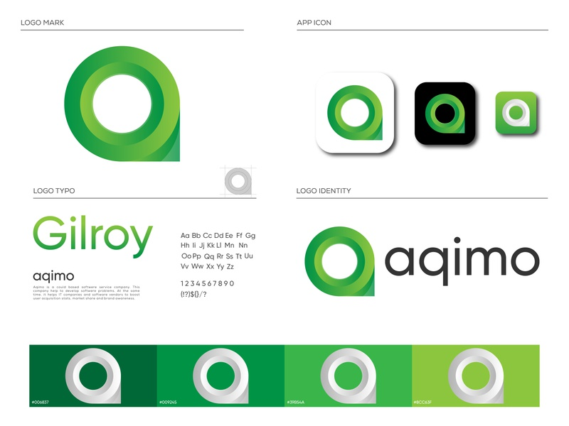 Aqimo Logo Brand Identity Design | A Logo Mark corporate logo concept illustraion colorful logo creative modern logo abstract app icon monogram logo circle logo 3d business logo gradient branding and identity branding concept branding logodesigner logodesign logos logo