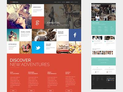 [M] Social WordPress PTheme music wordpress themes business social wp theme