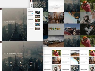 Writer - Multi-Purpose WordPress Theme for Blogs wordpress blog responsive multi-purpose gavick joomla portfolio