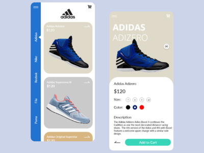 Shoes Market App