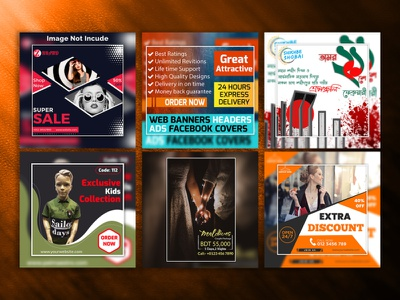 social-media Design-4 business flyer design business card design design cover instragram illustration ui social media design branding business flyer card design business card template