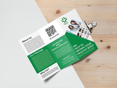 Tri fold brochure Design gym flyer design business business card design branding design flyer business flyer design business flyer business card mockup business card template