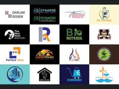 Logo package & Free Logo Mocup Download