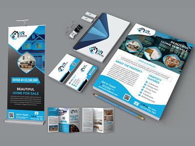 Company Branding Design business card template vector branding free desisn mocup ui ux design logo rull up banner branding design flyer businesscard