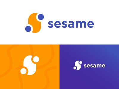 Sesame Logo Concept