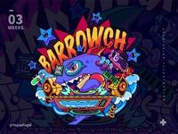 Barrowch illustration